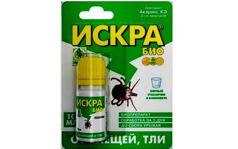 Средства от насекомых (инсектициды)