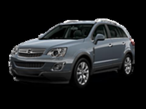 Пороги на Opel Antara