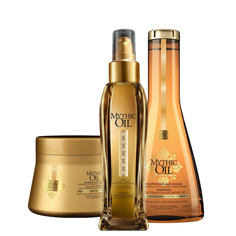 Mythic Oil Блеск и питание для волос