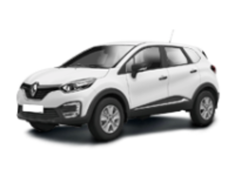 Пороги на Renault Kaptur
