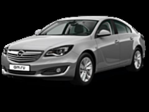 Багажники на Opel Insignia Седан, хэтчбек