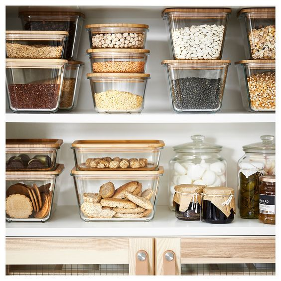 Приготовление и хранение пищи