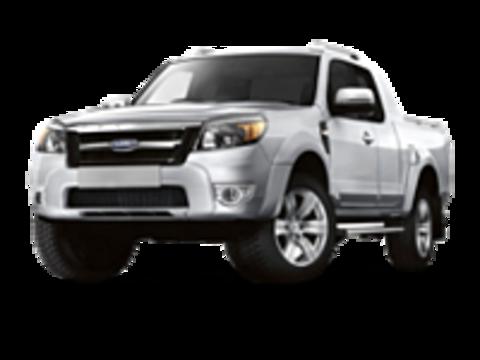 Пороги на Ford Ranger