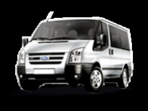 Пороги на Ford Transit/Tourneo