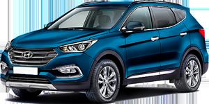 Hyundai Santa Fe III 2012-2018