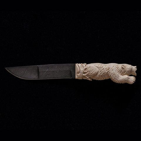 Сувенирные ножи из бивня мамонта
