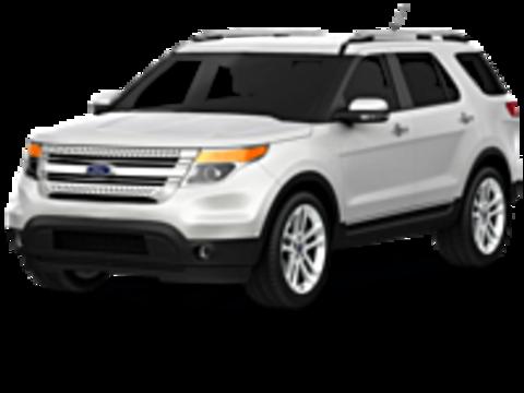 Пороги на Ford Explorer