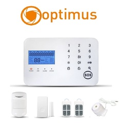 Беспроводная GSM сигнализация Optimus