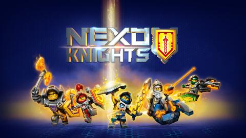 Конструкторы Nexo Knight