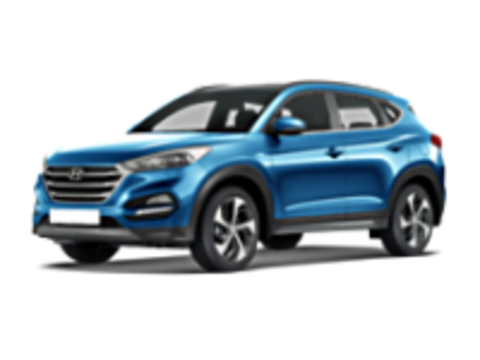 Пороги на Hyundai Tucson 2015-...