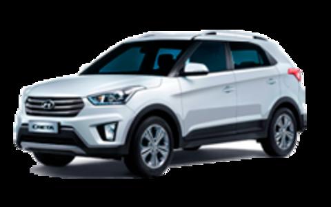 Пороги на Hyundai Creta