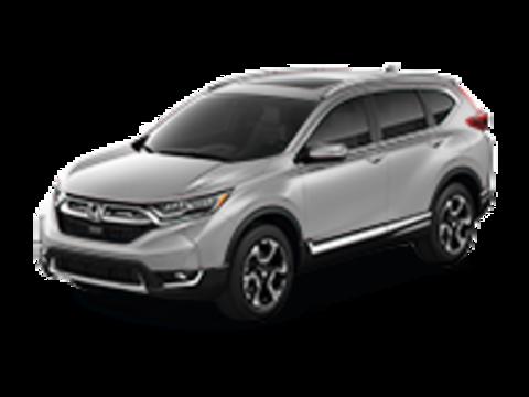 Пороги на Honda CR-V 2015-...