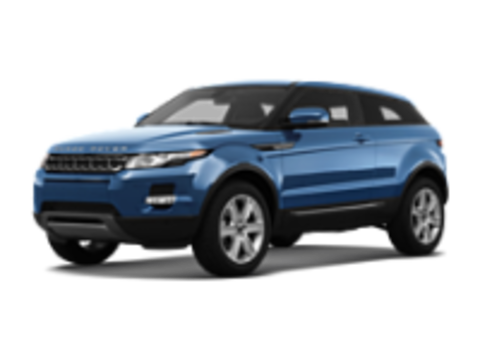 Пороги на Land Rover Evoque 2 (L322) 2002-2012