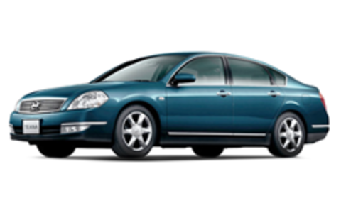Багажники на крышу Nissan Teana J31 2003-2008