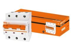 Автоматические выключатели ВА47-125 15 кА