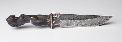 Сувенирные ножи из дамасской стали