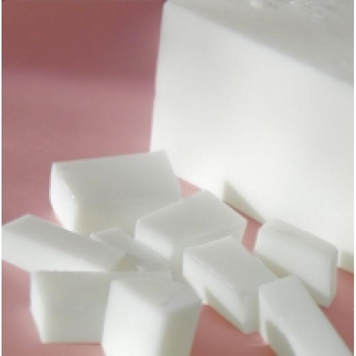 Белая мыльная основа