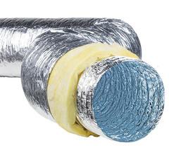 ISODF (10м) Теплоизолированные воздуховоды