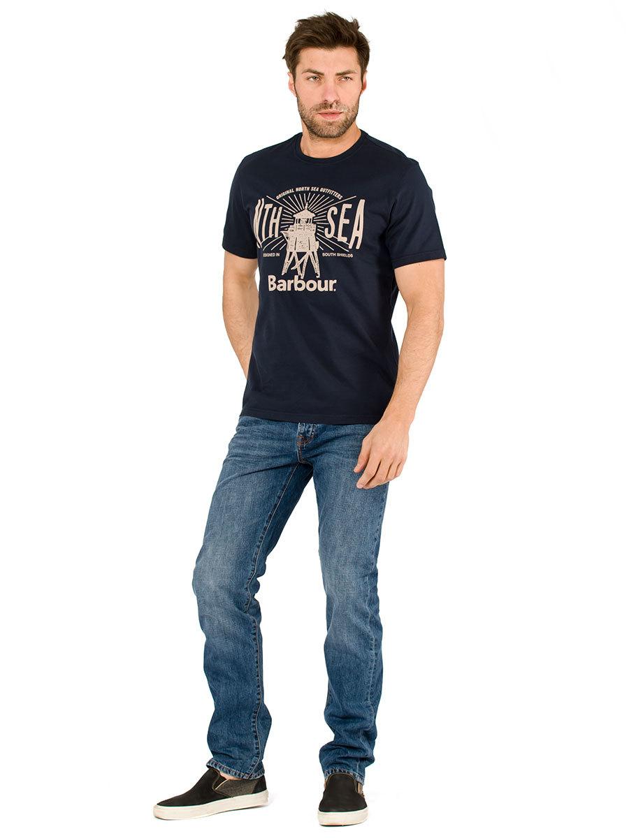 Barbour джинсы International Regular Jean MTR0548/NY11