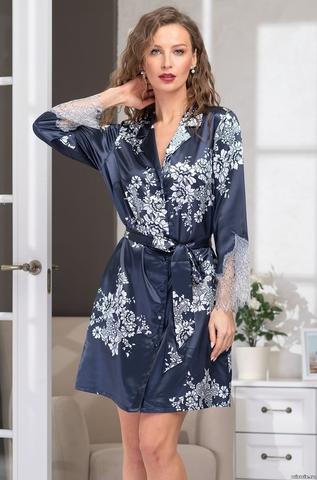Рубашка халат на пуговицах MIA-Amore ALEXANDRIA  АЛЕКСАНДРИЯ 3577