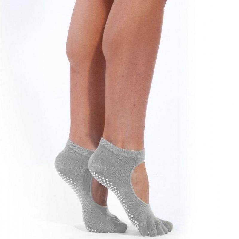 Противоскользящие носки для йоги bradex SF 0348