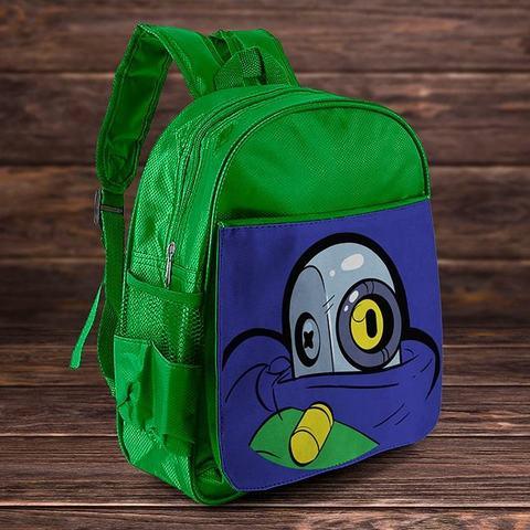 Зелёный рюкзак