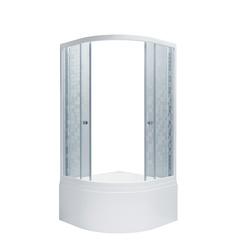 Душевой уголок Triton Стандарт-Б1 90х90 стекла мозаика