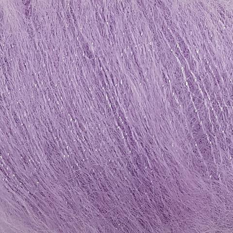 Пряжа Silk Mohair Lux (Силк Мохер Люкс). Цвет: фиолетовый. Артикул: 8391