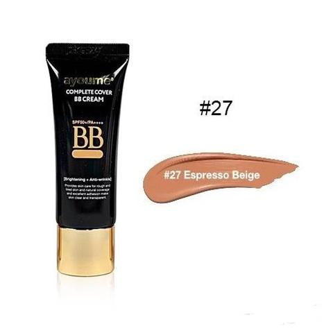 Крем ББ Ayoume Complete Cover BB Cream 27 тон 20 мл