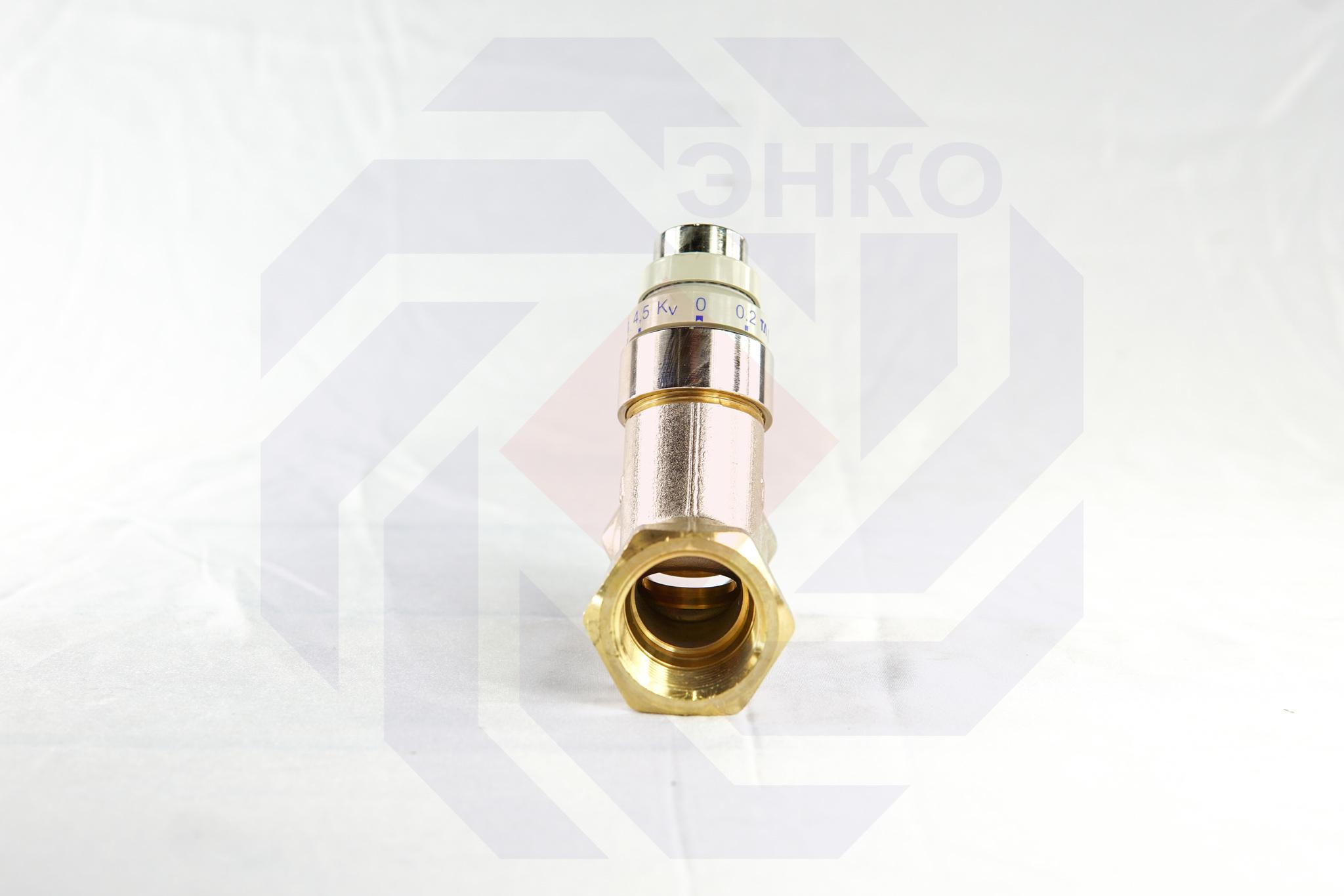 Клапан балансировочный IMI STK DN 20