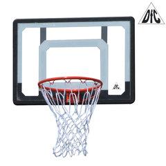 Баскетбольный щит DFC BOARD32 80x58cm полиэтилен прозрачный
