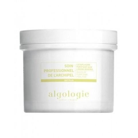 Algologie Линия для жирной кожи: Очищающая маска-компресс с морской глиной для жирной кожи лица (Sea Clay Purifying Cataplasm), 140г