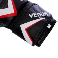 Перчатки боксерские кожаные на липучке VNM IMPACT
