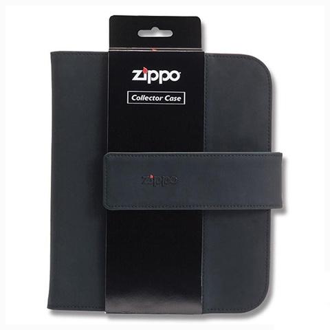 Переносной кейс Zippo для коллекционеров на 8 зажигалок