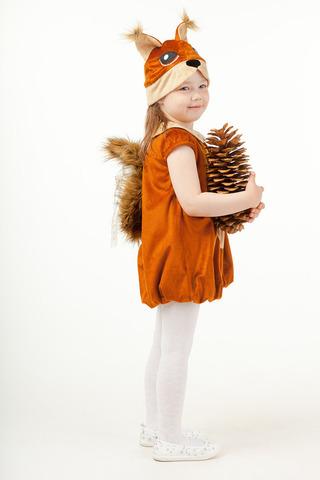 Купить костюм Белочки для девочки - Магазин