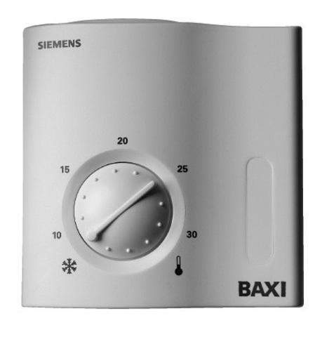 Комнатный термостат Baxi Siemens (KHG 71406281)