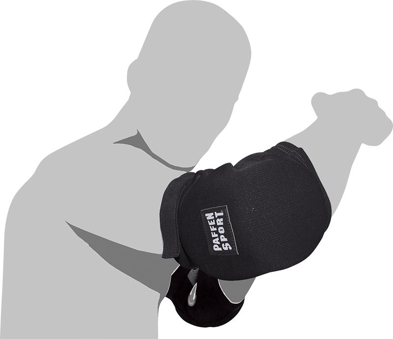 Налокотники для тайского бокса  Paffen Sport