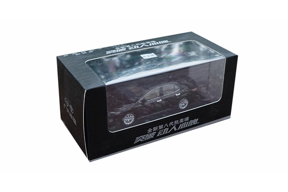 Коллекционная модель TOYOTA CAMRY V70 2019 BLACK (1:43)