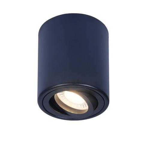 Светильник накладной поворотный Ambrella TN226 BK GU5.3