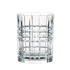 Набор из 4-х бокалов Whisky Square, 345 мл, фото 1