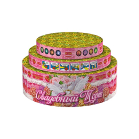 РС908 Свадебный торт (0,8
