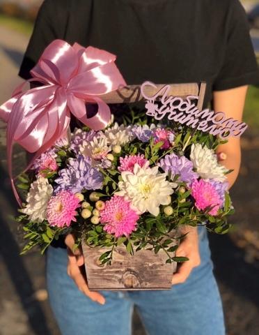 Цветы в ящике #16555