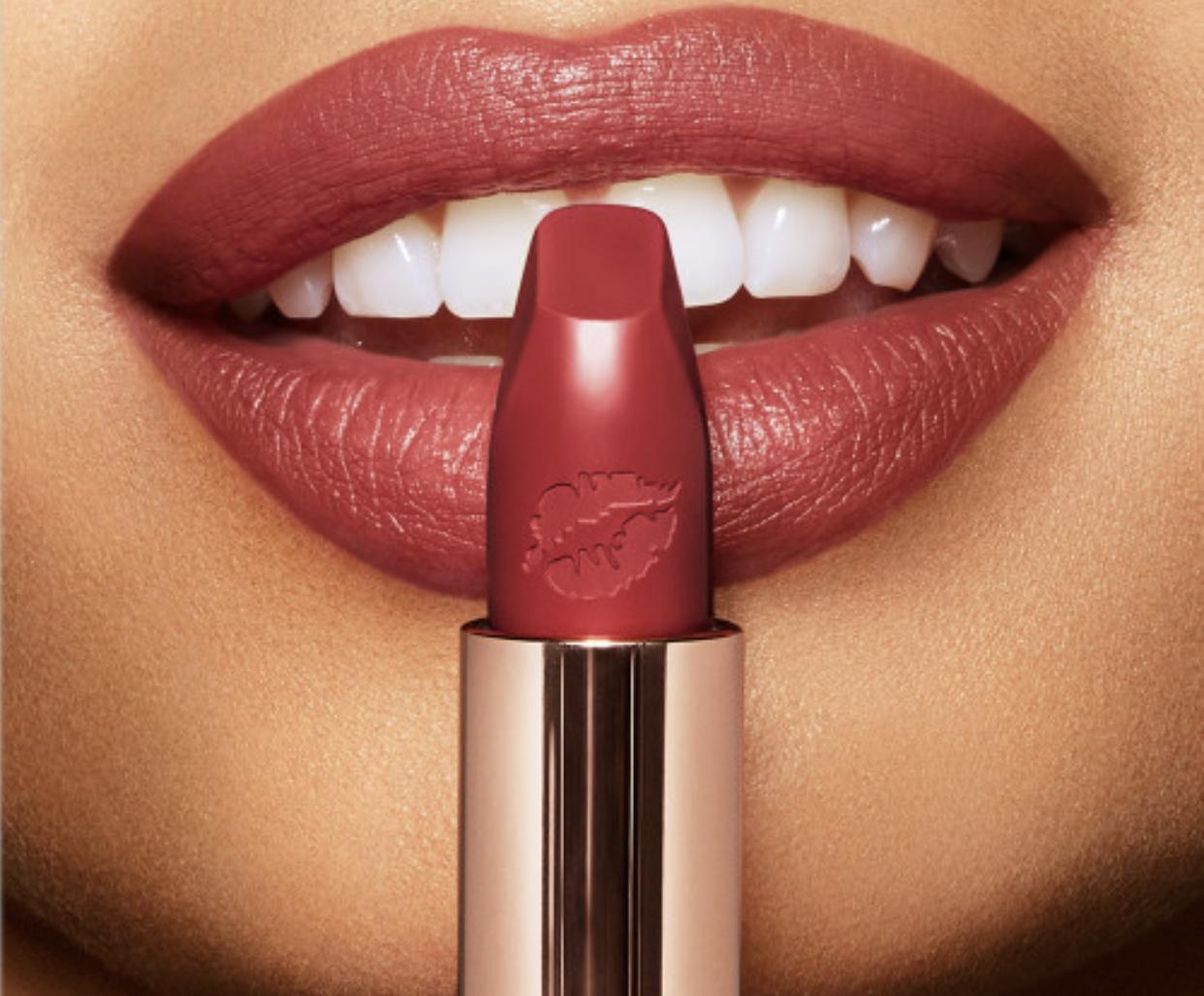 Charlotte Tilbury Mini Hot Lips Charms trio