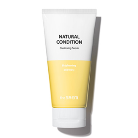 Natural Condition Cleansing Foam [Brightening]