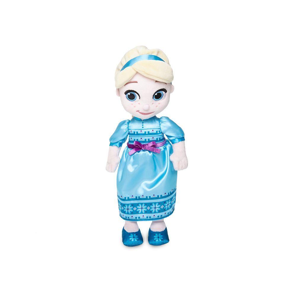 Мягкая кукла Эльза Disney Холодное сердце 30 см