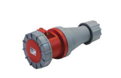 Розетка кабельная IP67 125А 3Р+РЕ 380В TDM