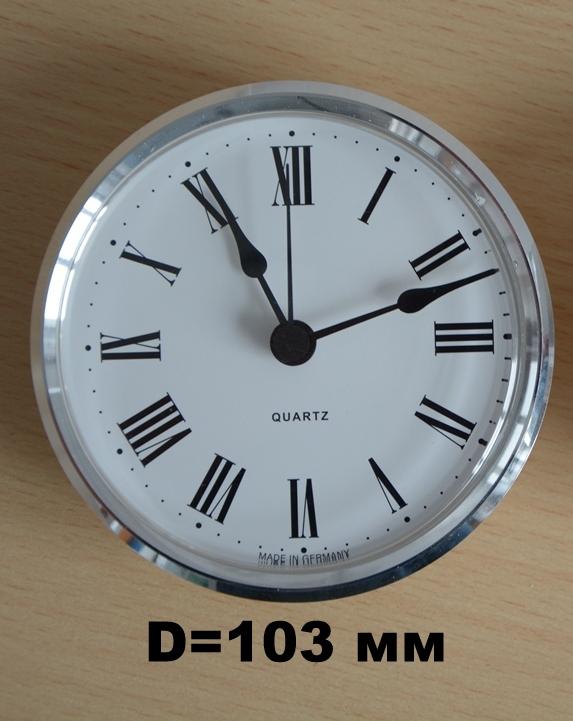 Циферблат D 103 мм настольных часов Classic для набора на стол руководителя.