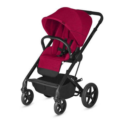 Прогулочная коляска Cybex Balios S Rebel Red
