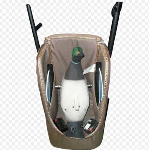 Рюкзак Rogers для переноски механических чучел