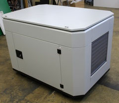 Домик для генератора SB1200DM вид сбоку